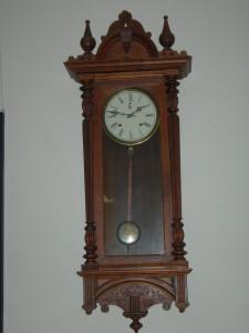 Keystone Hotel Clock