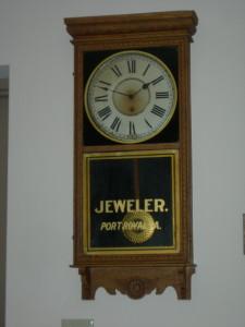 PR Clock
